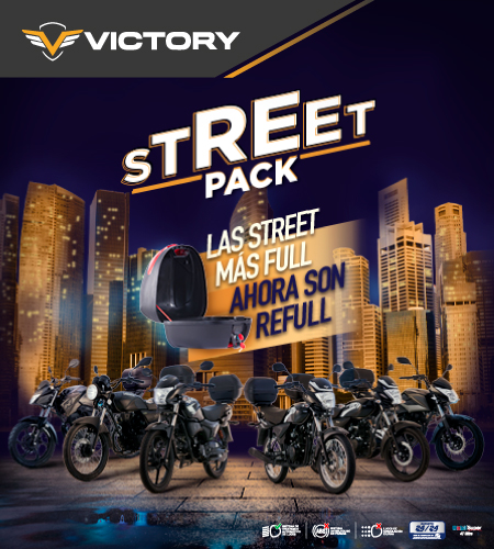 street pack - Victory Motorcycle