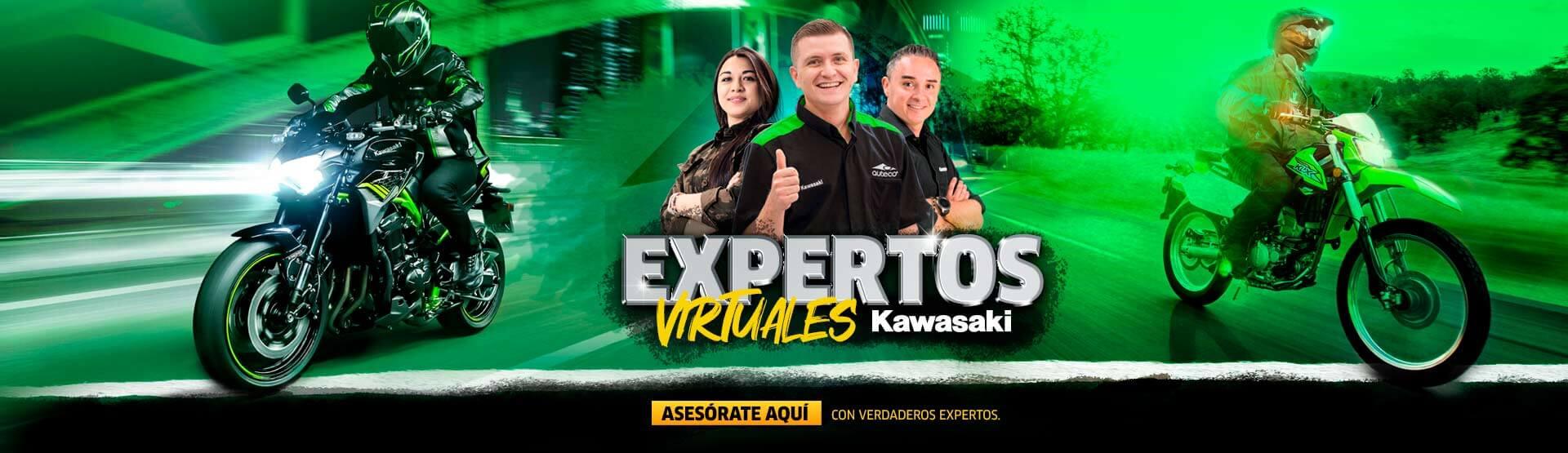 Expertos - Kawasaki