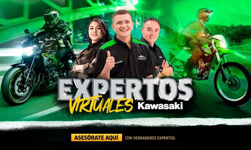 Expertos Kawasaki Mobile