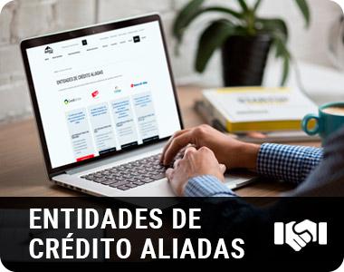 ENTIDADES DE CRÉDITO ALIADAS