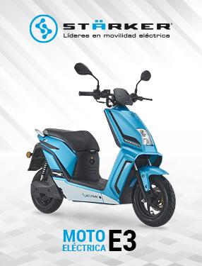 MOTO ELÉCTRICA STARKER E3