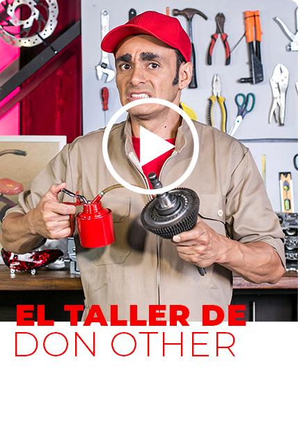 El taller de don other