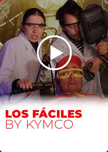 los faciles by kymco