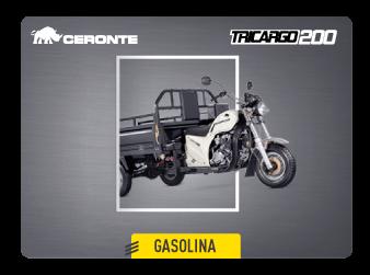 MOTOCARRO CERONTE TRICARGO 200