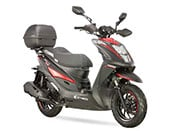 MOTO KYMCO AGILITY ALL NEW PRO