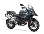 MOTO BENELLI TRK 502X