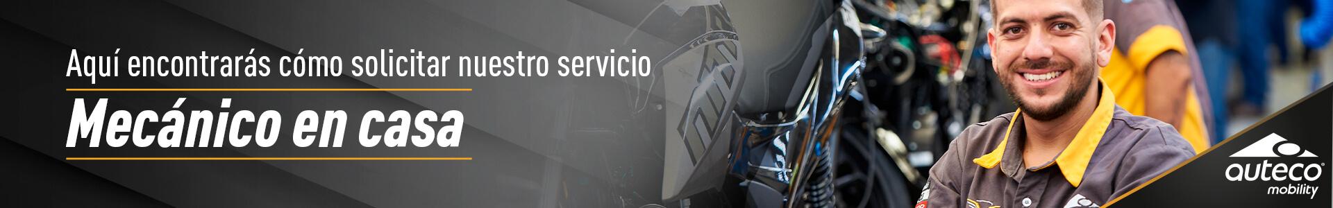 Accesorios para motociclistas Forzza - Auteco Mobility