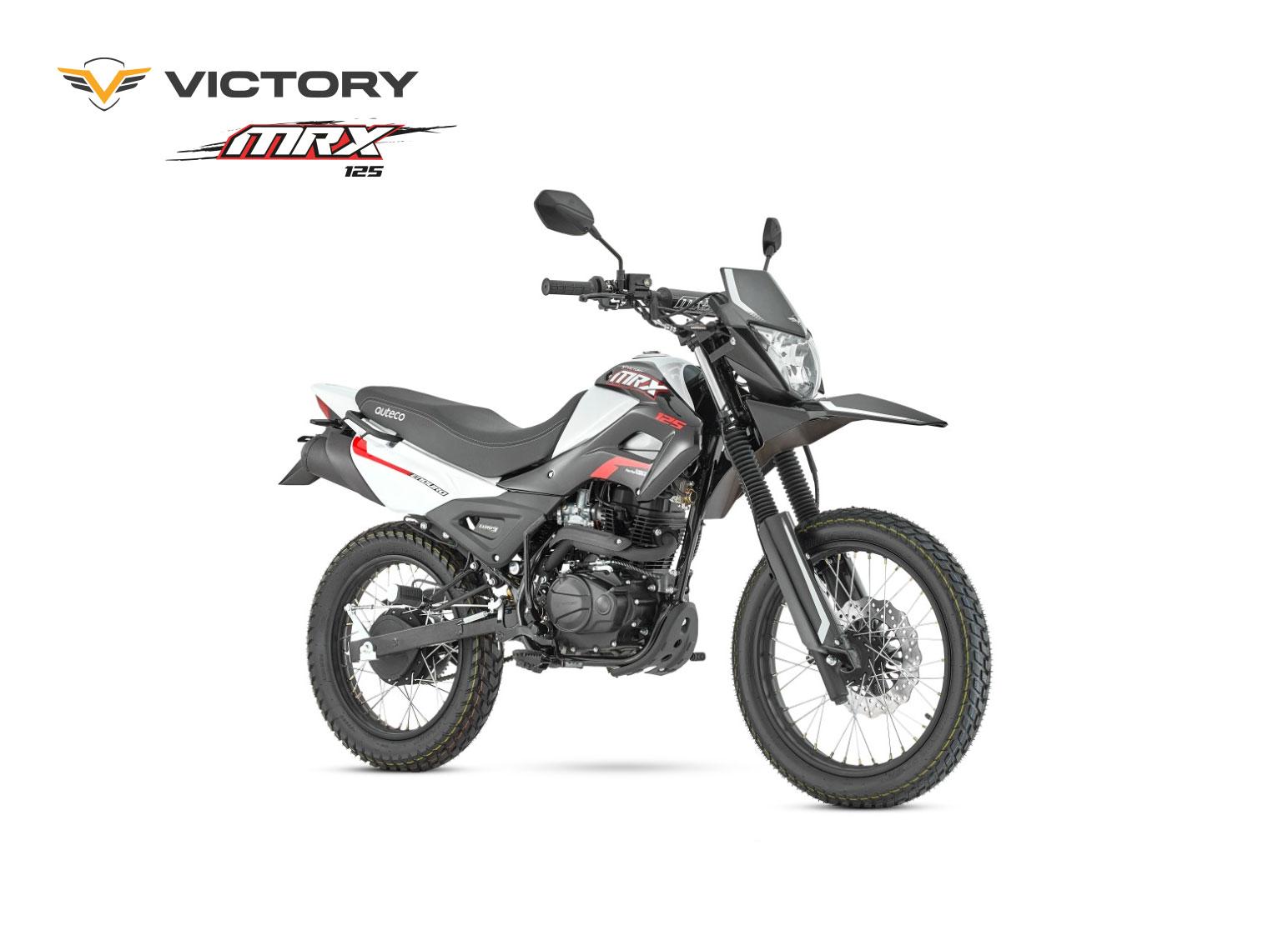 Moto Automatica - Victory MRX 125