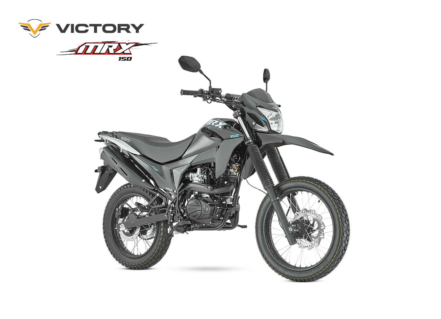 Moto Automatica - Victory MRX 150