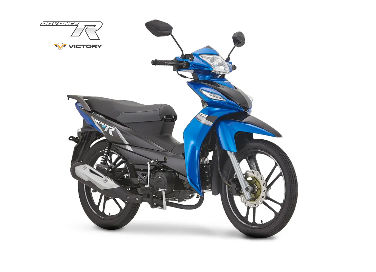 Moto Semiautomatica - Victory Advance R