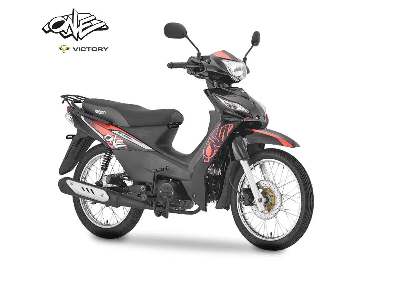 Moto Semiautomatica - Victory ONE