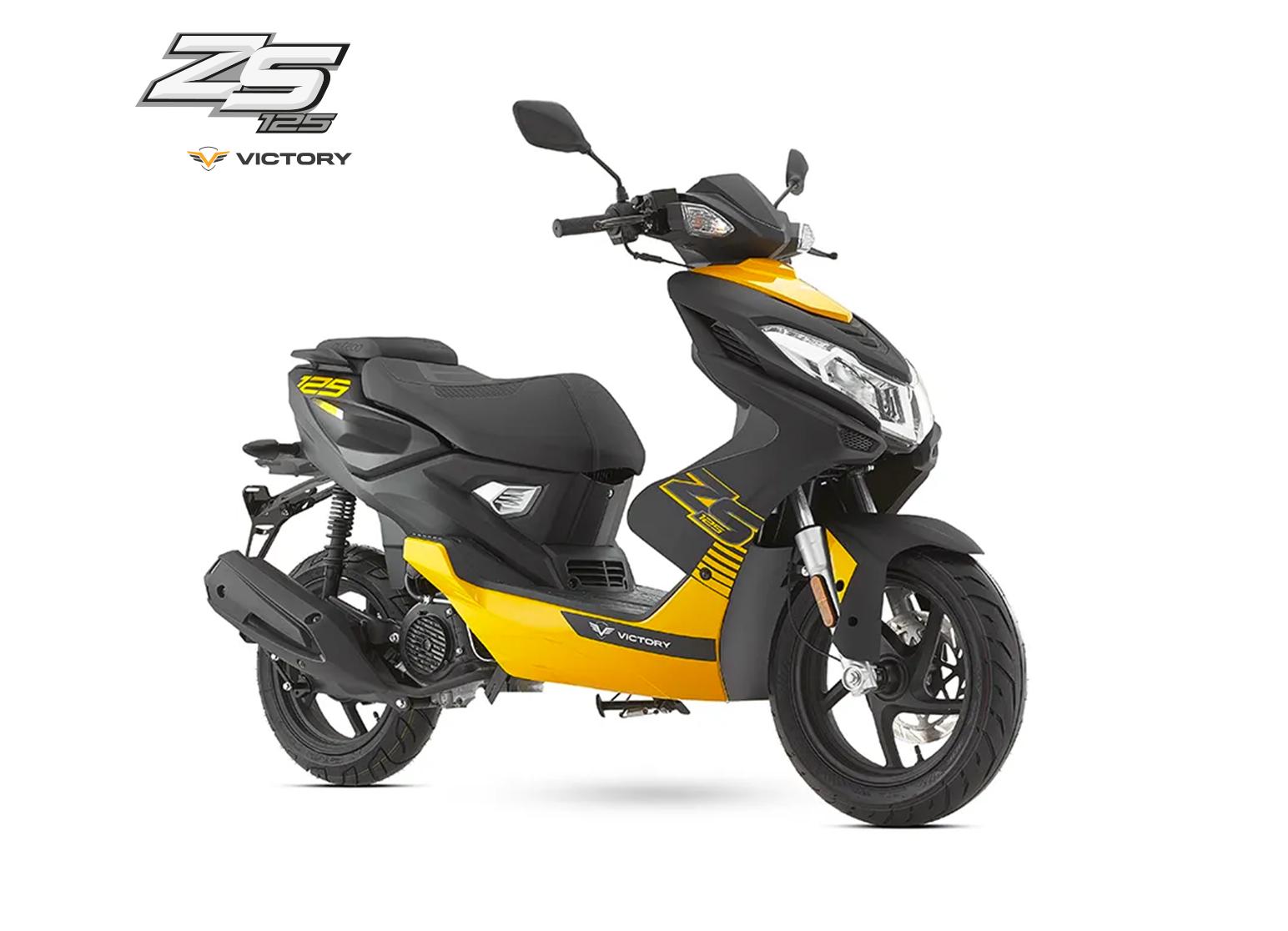 Moto Automatica - Victory ZS125